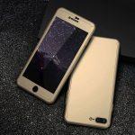 360-case-i-staklen-protektor-za-iphone-zlaten