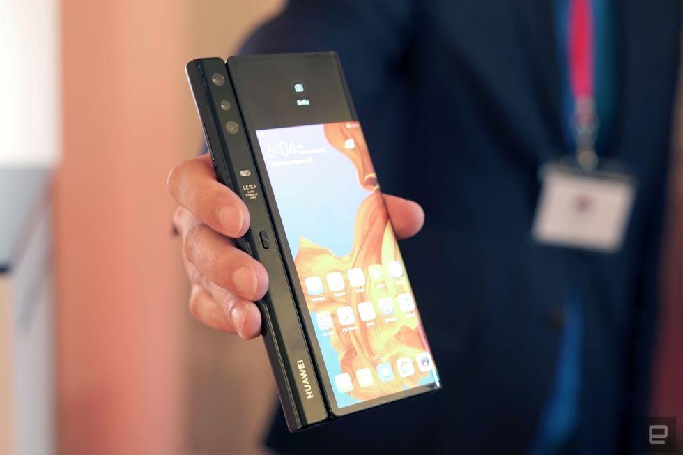 сгъваеми телефони - мит или реалност.
