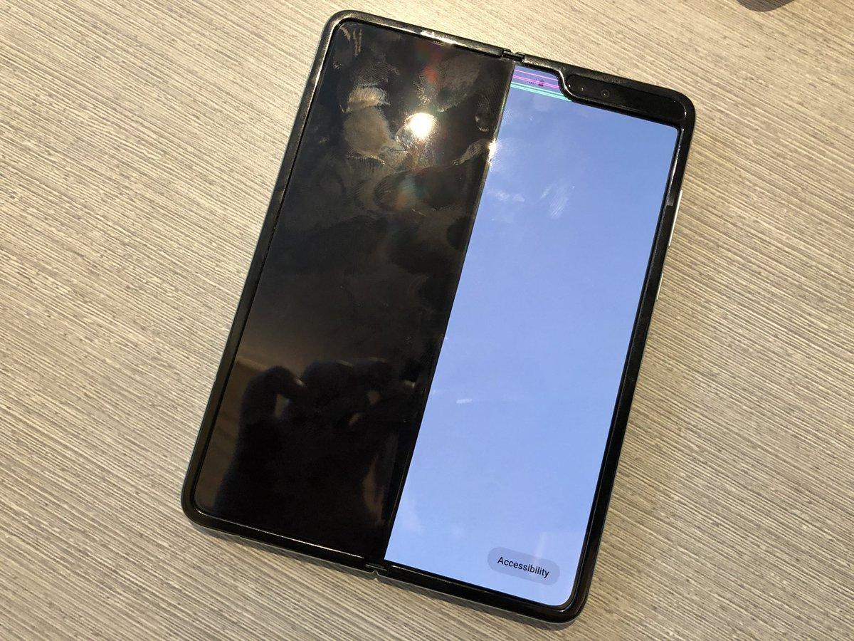 Samsung смартфони фолд