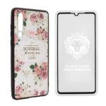 silikonov-grab-vintage-flowers-za-huawei-p30-rozov-5d-protektor-za-tsyal-ekran-topcase-bg