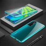 magnetic-case-mi-note-10-lite-green-450×450