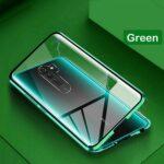 magnetic-case-redmi-9-green-450×450